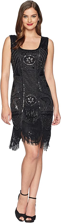 Camille Beaded Flapper
