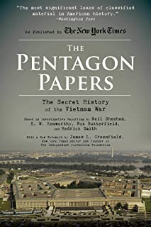 pentagon papers ny times
