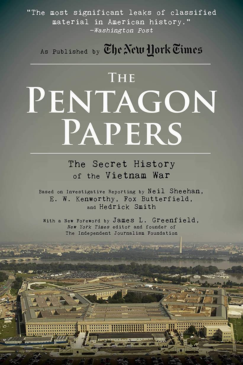 滅多衛星スクレーパーThe Pentagon Papers: The Secret History of the Vietnam War (English Edition)