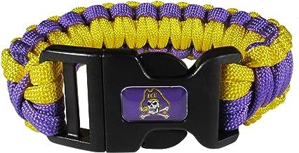 NCAA unisex Survivor Bracelet