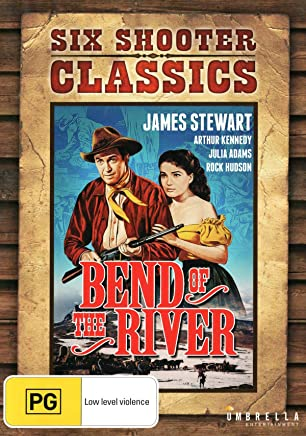 BEND OF THE RIVER (SIX SHOOTER CLASSICS) (DVD)
