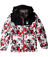 Spyder Kids Mini Clutch Down Jacket (Toddler/Little Kids/Big Kids)