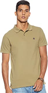 Timberland Mens Millers River Ss Ss Polo