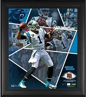 Cam Newton Carolina Panthers Framed 15