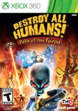 Best destroy all humans path of furon xbox 360 Reviews
