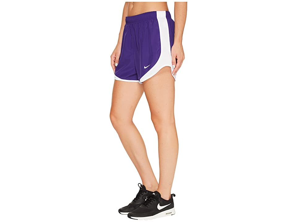Nike Dry Tempo Short (Court Purple/White/White/Wolf Grey) Women