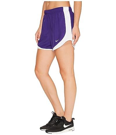 Nike Dry Tempo Short (Court Purple/White/White/Wolf Grey) Women