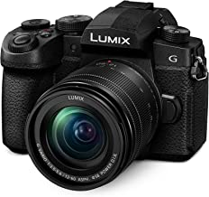 Panasonic LUMIX DC-G95 Mirrorless Digital Camera with 12-60mm Lens Bundle Includes 64GB 170 MB/s Extreme Pro SD Card, Dual Battery & Charger kit, Backpack, 3-pc Filter kit, 12