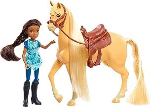 Spirit Riding Free Small Doll & Horse Set - PRU & Chica Linda