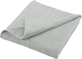 GRAND PATRICIAN SUITES BATH TOWEL - Densely Woven 3 ply Loop Yarn, 100% Cotton, Thick, Plush, Ultra Absorbent - Luxury, Hotel, Bathroom - Machine Washable - Light Sage