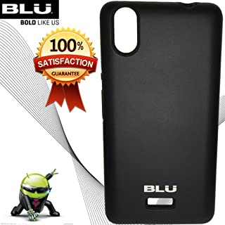 BLU Studio C 5+5 D890 Armorflex Protective Case Modern Desing New | Multi Color (Black)
