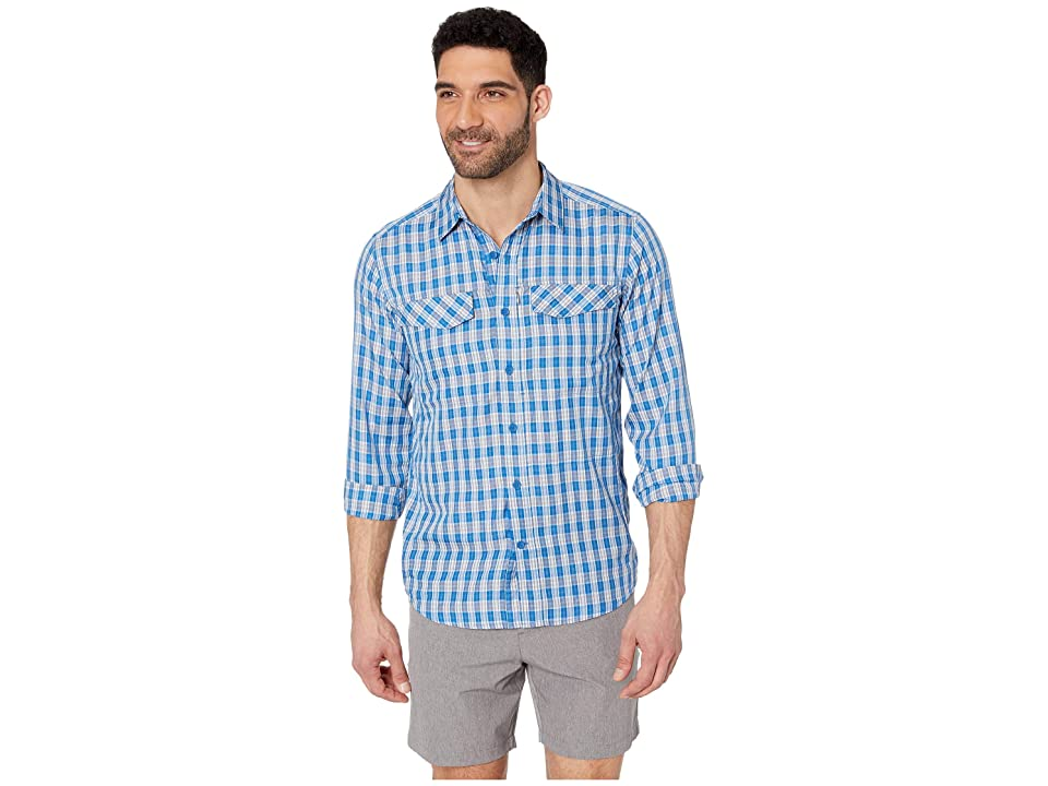 Royal Robbins Bug Barriertm Ultra Light Long Sleeve Shirt (Oceania) Men