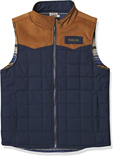 Cinch boys Quilted Polyfill Vet