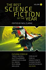 The Best Science Fiction of the Year Volume 5: Volume Five Kindle Edition