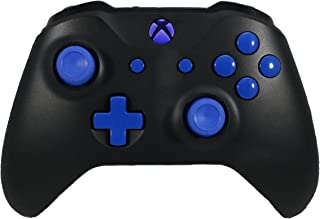 Modded Rapid Fire Controller For Xbox One / Blue LEDs / Custom Buttons / Drop Shot / Jump Shot / Quick Scope For & All Games