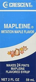 Crescent Mapleine Imitation Maple Flavoring 2oz Bottle (Pack of 1)
