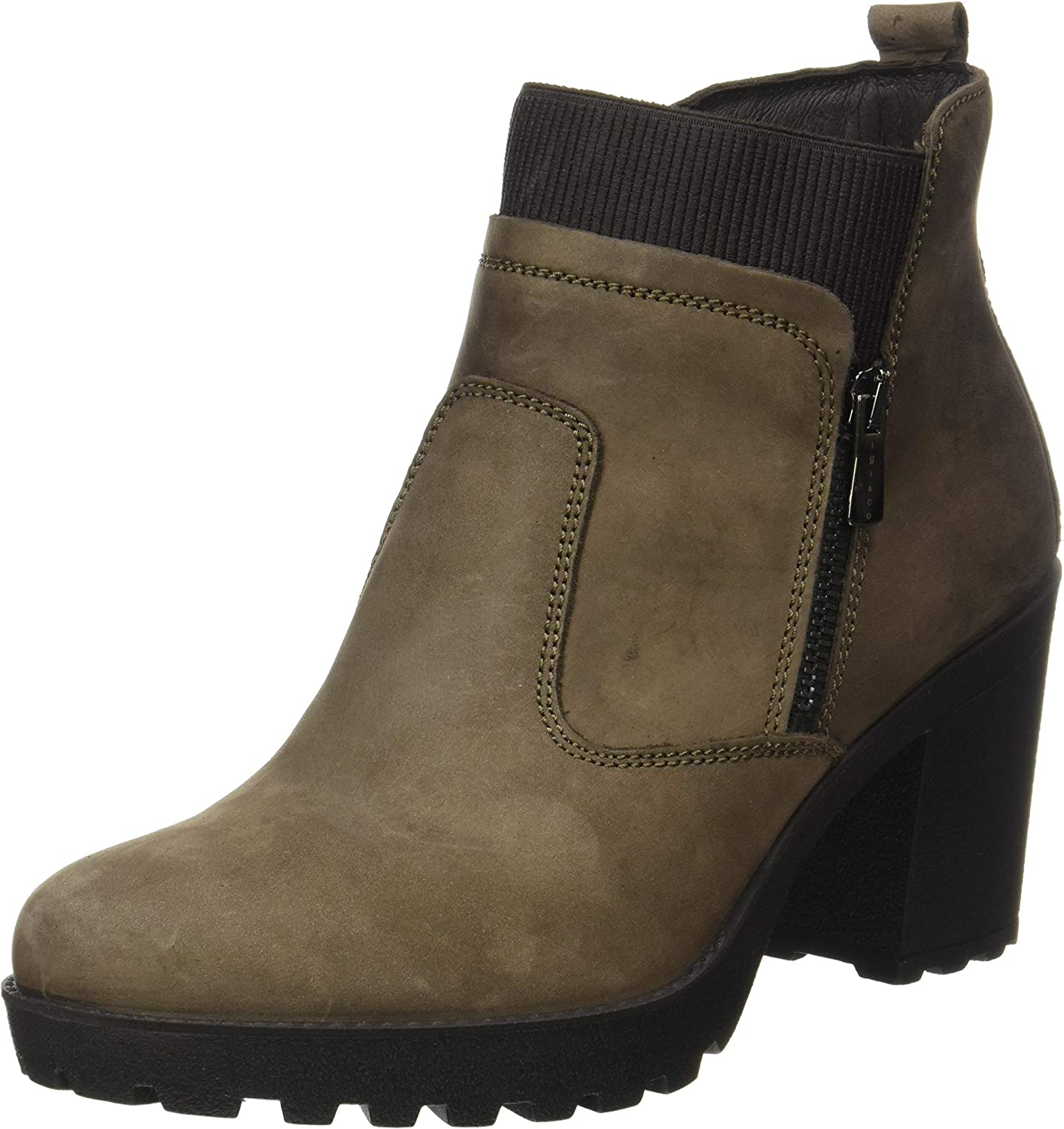 IGICo Women's SEAL limited Discount mail order product Dvi 61578 Ankle 6.5 Moro us T Boot
