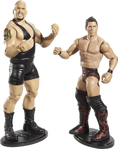 The Miz & Big Show Figuren Set - WWE Basis Doppelpacks 7