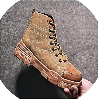 Clothing Square shoes Winter Boots Men Anti Skidding Men Boots Fashion Plus Velvet Snow Boots for