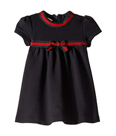 Gucci Kids Jersey 478384X9A79 (Infant) (Multi Blue) Girl