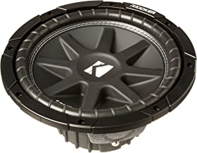 "Kicker 43C104 Comp 10"" 300 Watt SVC 4-ohm Car Audio Subwoofer Woofer Sub C104"