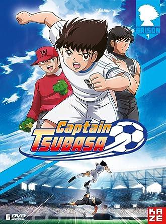 Amazon.com: Captain Tsubasa-Saison 1-DVD : Movies & TV