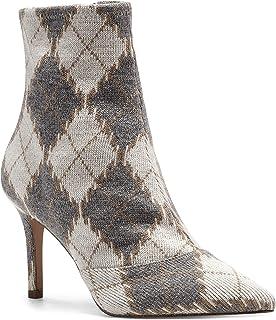 Jessica Simpson Women's Alliye Bootie Ankle Boot, Light Combo, 9.5