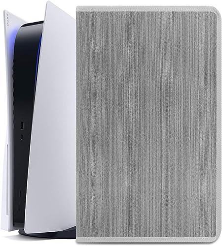 Housse Anti-Poussière pour PS5,Cover de Protection pour Sony Playstation 5,Anti-Rayures étanche à la Poussière,Access...