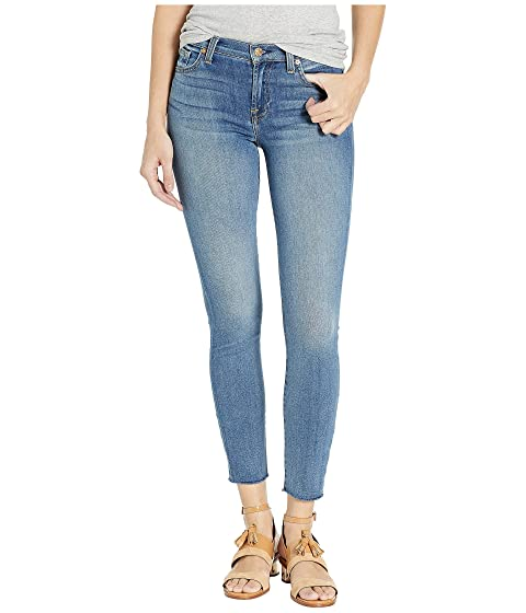 cdf769646b6 7 For All Mankind Ankle Skinny in Primm Valley at Zappos.com