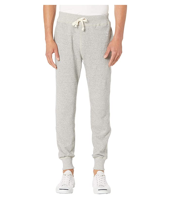 Todd Snyder Todd Snyder + Champion Slim Jogger (Light Grey Mix 2) Men's Casual Pants
