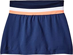 adidas Kids Club Skirt (Little Kids/Big Kids)