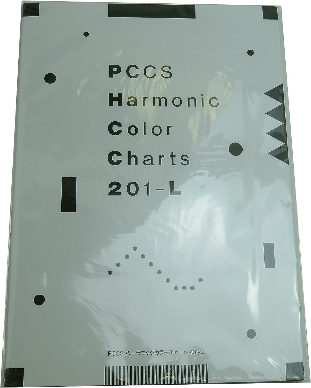 Japan Iroken PCCS harmonic color chart 201L