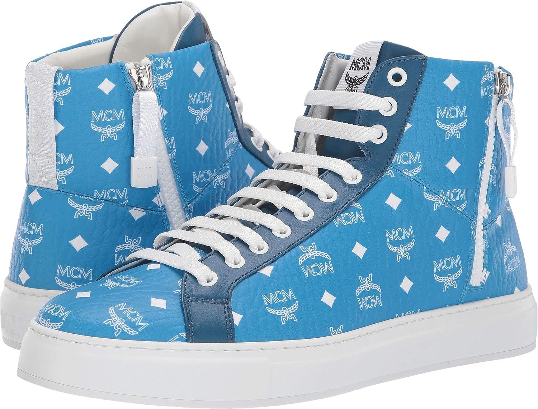 Visetos Sneakers White Logo/Tennis Blue