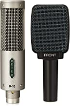 Sennheiser e 906 Supercardioid Dynamic Instrument Microphone + Royer R-10 Ribbon Microphone Value Bundle