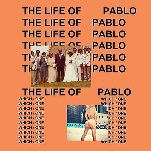 「kanye west the life of pablo」の画像検索結果