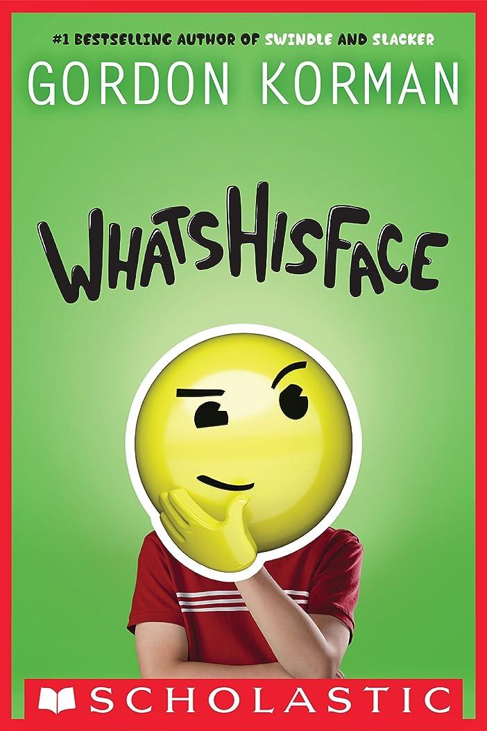 感謝外交官子供達Whatshisface (English Edition)