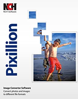 Pixillion Image Converter Software - Convert Photo and Image File Formats [Download]