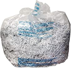$45 » MISC Shredder Bags 30 Gal Capacity 25/Box Clear Plastic