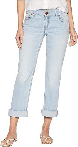 Retro Mae Mid-Rise Boyfriend Jeans