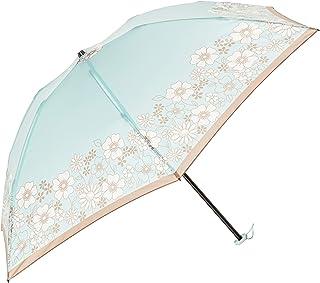 [アイウ] 花柄アンブレラ レディース 1AI 1704004
