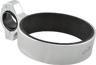 Lumintrail Aluminum Bicycle Cup Holder Handlebar Clamp Mount Coffee Travel Mug Drink Holder