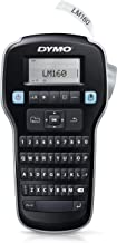 DYMO Label Maker | LabelManager 160 Portable Label Maker, Easy-to-Use, One-Touch Smart..