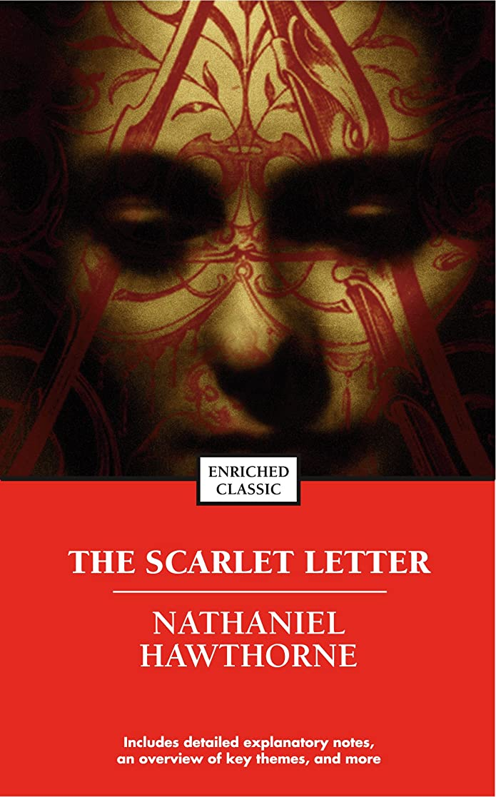 リビングルームボード順応性The Scarlet Letter (Annotated) (English Edition)