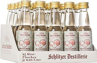 Schlitzer Haselnuss Minis 35% 25 x 0,02l