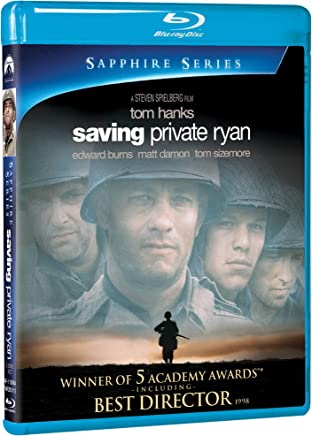 Saving Private Ryan - Sapphire Series (2-Disc) (Winner of 5 Academy Awards, Including Best Director - 1998)
