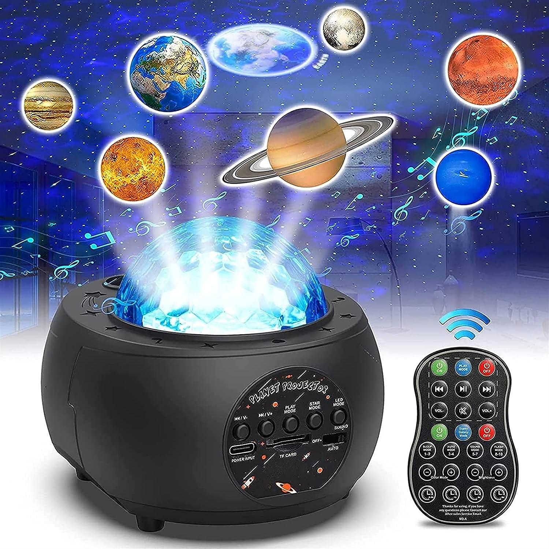 Lovedfgh Star unisex Projector Adjustable Japan Maker New Sky Floo