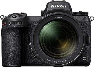 Nikon ミラーレス一眼カメラ Z6II レンズキット NIKKOR Z 24-70mm f/4 付属 Z6IILK24-70 black