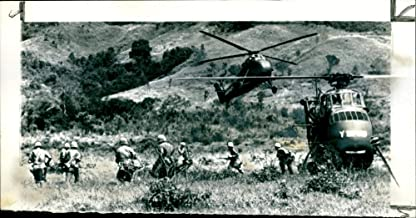 Vintage photo of Bell UH-1 Iroquois