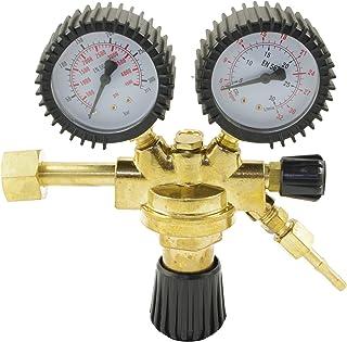 Druckminderer Druckregler für Argon/CO2 Schutzgas zu MIG/MAG Schweißgerät