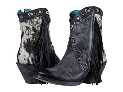 Corral Boots Z0100 (Black) Women